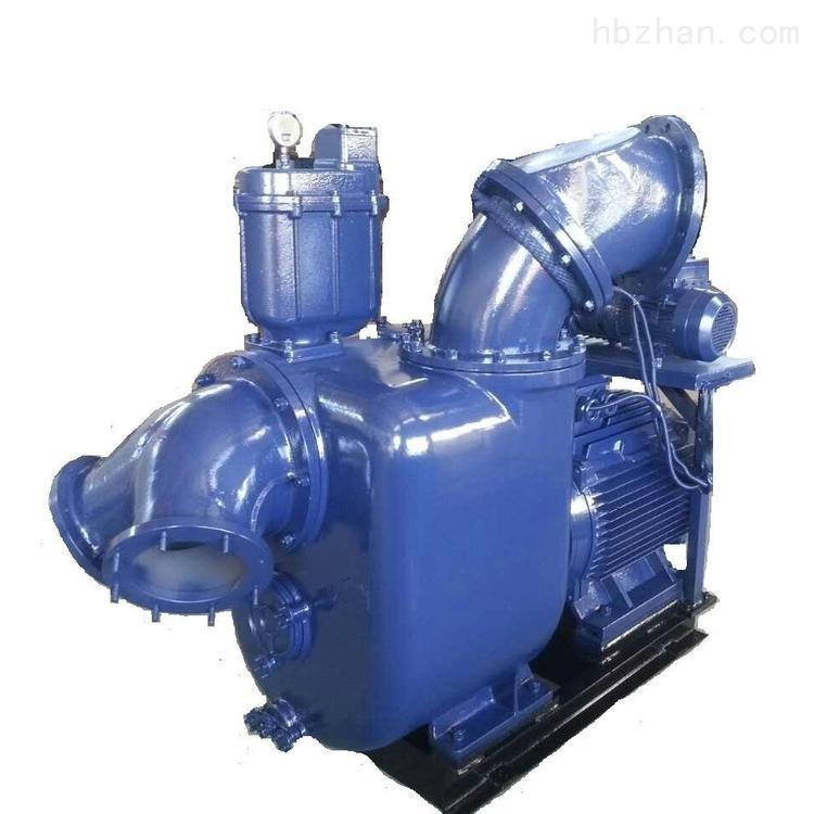 高吸程自吸污泥泵
