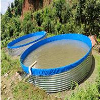 大型生态养殖鱼池供应商
