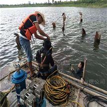 水下管道切割桥桩水下切割