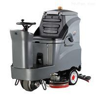 GM110BT85高美驾驶式电动双刷洗地车
