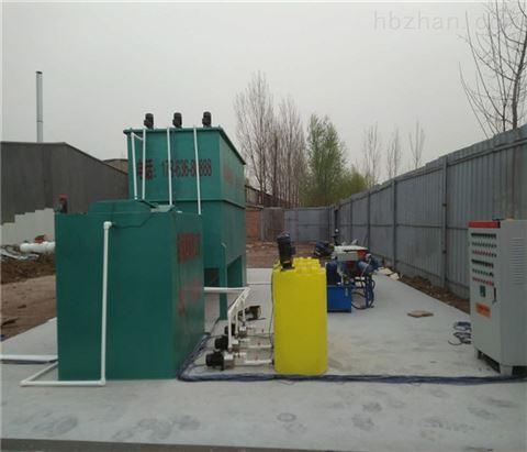 食品污水处理设备规格多样