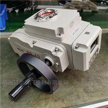 江苏贝尔带手轮精小型电动执行器液晶开关型