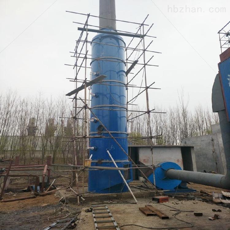 废弃净化脱硫塔环振设计定做设备