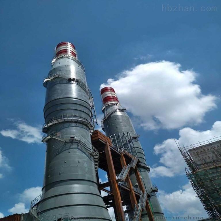 锅炉烟气净化脱硫塔2021环振定制做