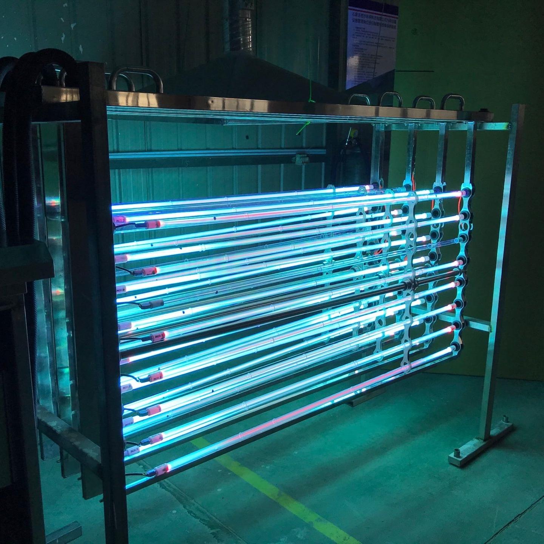 济宁市明渠紫外线消毒系统