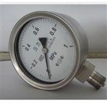 YB-100无锡嘉航不锈钢压力表