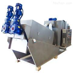 402淀粉厂污水脱泥设备 叠螺式污泥脱水机厂家