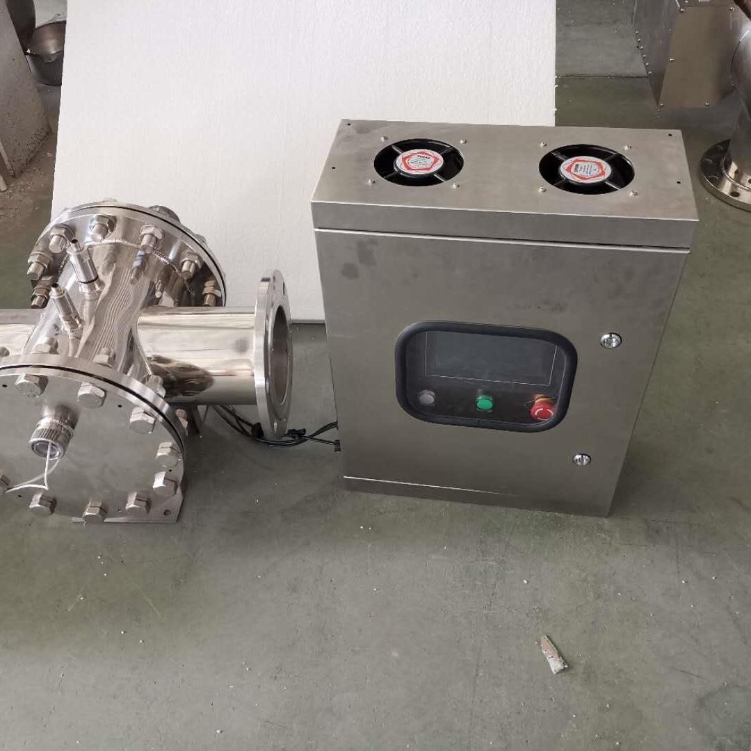 RXUVZ-2/2.0KW中压紫外线消毒器