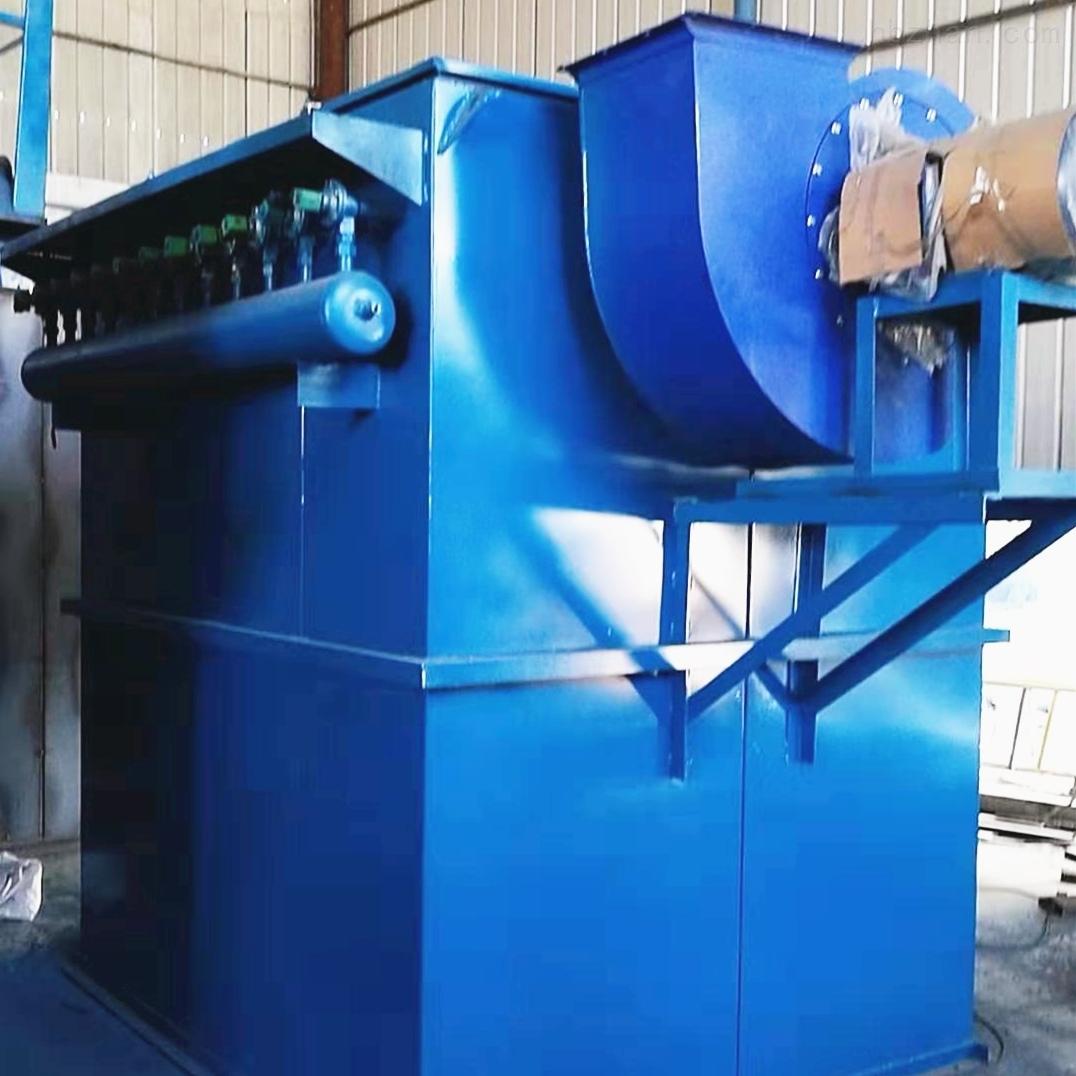 160脉冲布袋除尘器工业高效除尘
