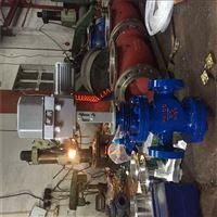 DKZ直行程电动减压阀