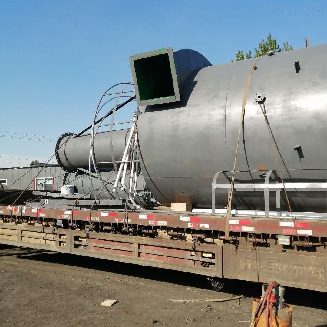 更新设计碳钢脱硫塔大型净化器