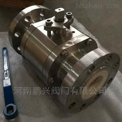 Q41TC不锈钢陶瓷球阀