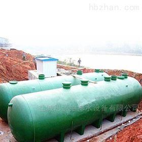 地埋式一体化污水处理设备型号尺寸参数