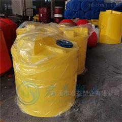 1500L搅拌桶清洗水箱药剂桶