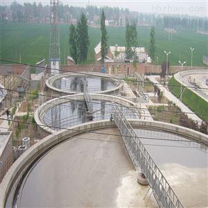 HT污水厂污泥池处理中心传动污泥浓缩机