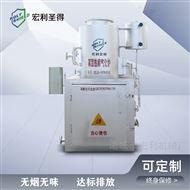 HLPG-30-2橡胶垃圾焚烧炉工业废旧物焚烧设备