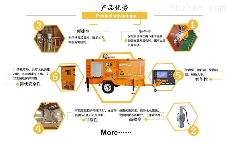 拖车式多功能一体排水泵车特点.jpg