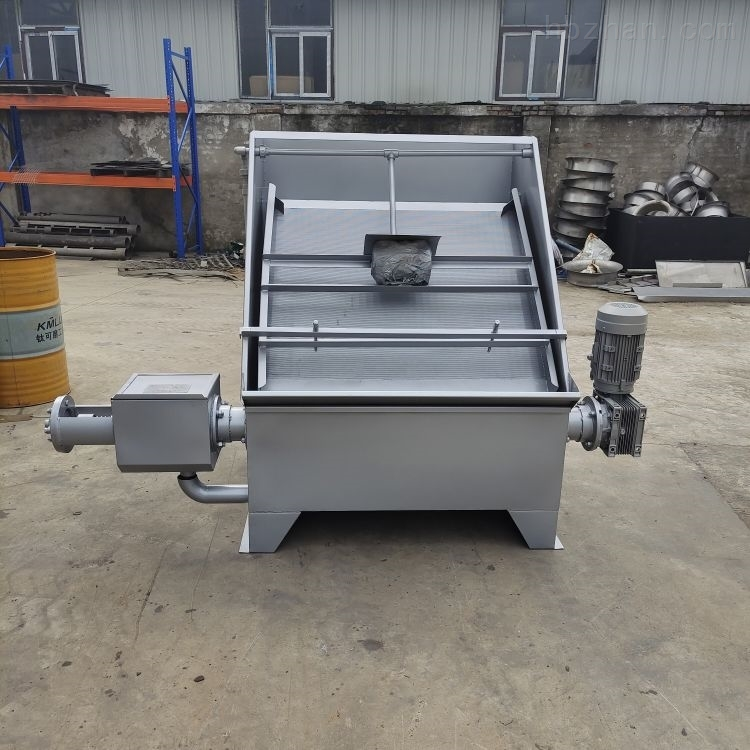 鸡粪猪粪养殖业固液分离机设备