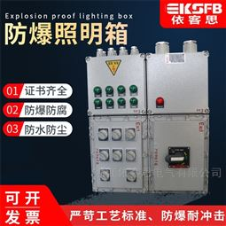 BXM51-T6K防爆照明配电箱站式防爆电源配电箱