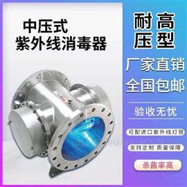 GR-UV-120-9河南泳池中压紫外线杀菌设备