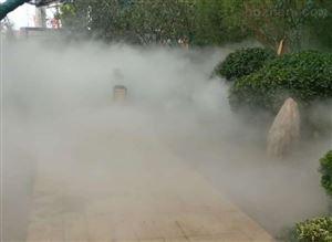 可控霧效霧森系統