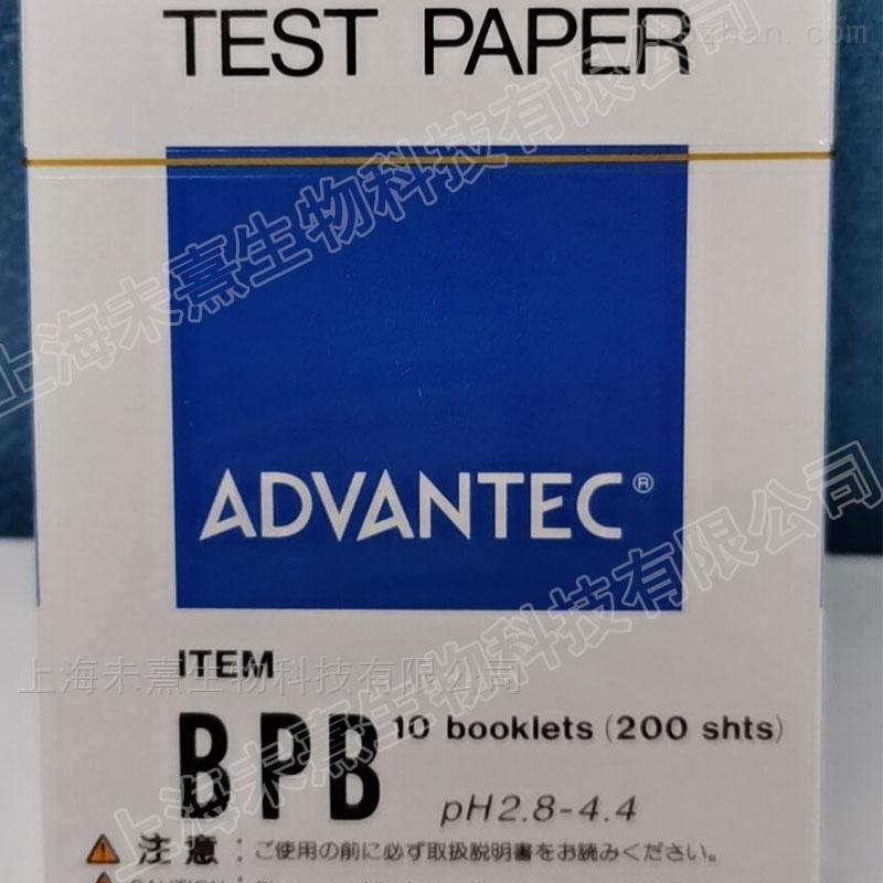 日本东洋PH试纸 BPB试纸