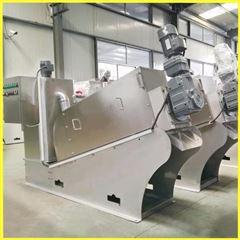 351叠螺式污泥脱水机 污水压泥设备叠螺机厂家