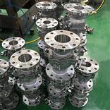 Q41F化工部标准不锈钢球阀
