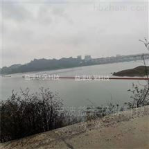 湖面拦船警示浮筒