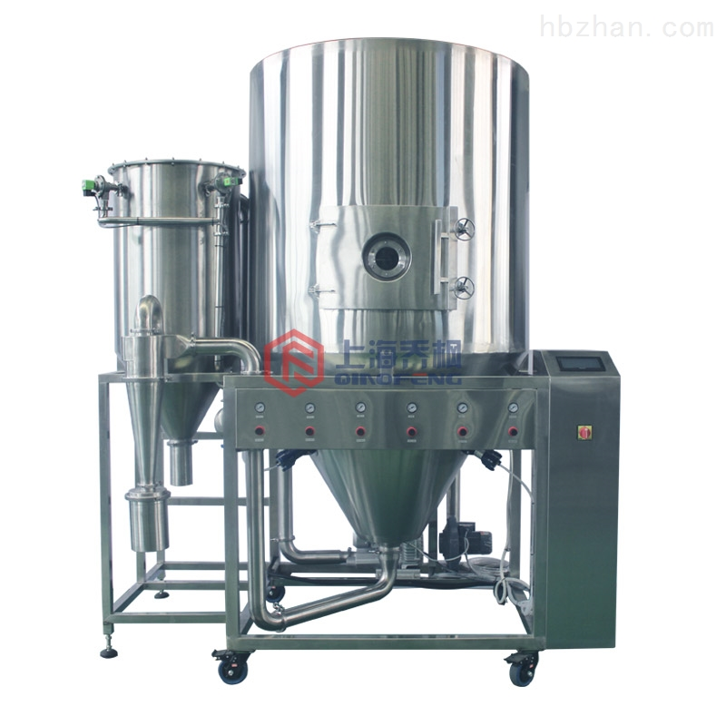 高速离心喷雾干燥机 离心气流双用喷雾干燥机