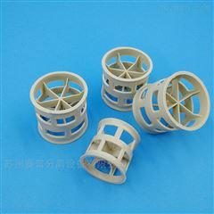 Φ50PPH鲍尔环填料 高性能聚丙烯