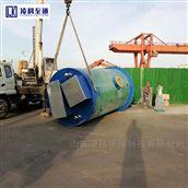 提升式一体化预制泵站设备