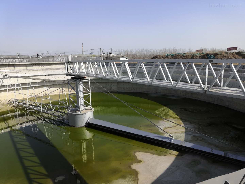 南京宏久环境工程设备有限公司单管吸泥机产品