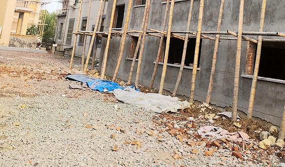 《渭南市建筑工地扬尘污染防治条例 (草案)》征求意见