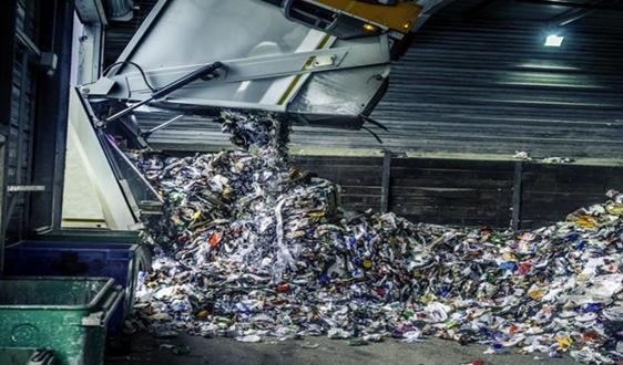 不再受制于进口!我们垃圾分选也有了自己的智能高速喷气式分选机
