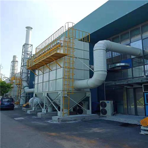 内蒙古某集团电器股份公司除尘项目