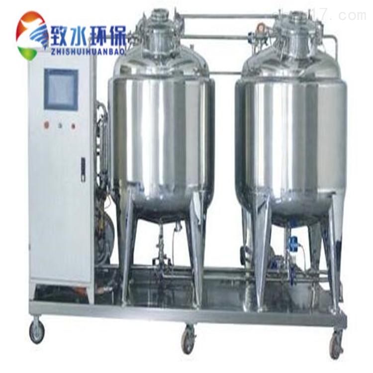 纯水设备纳滤及反渗透膜技术分析与常规安装操作说明