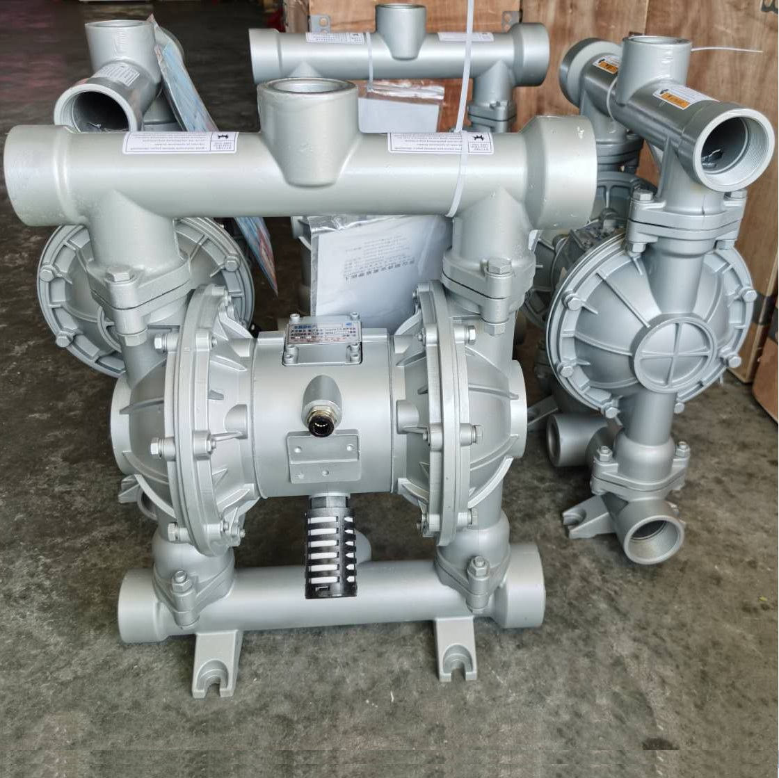 QBY3-25气动隔膜泵特点与用途