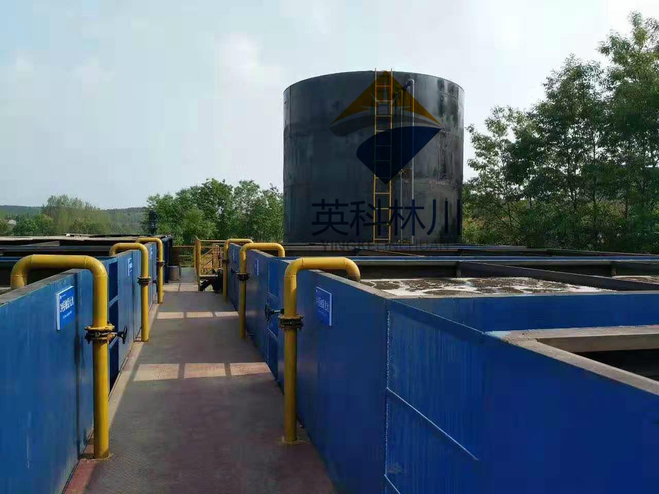 污水处理膜生物反应处理技术