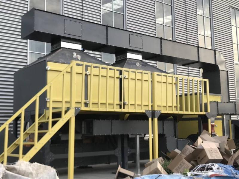 工业废气处理设备选择需注意事项