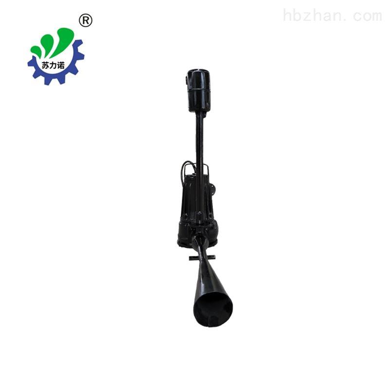 潛水曝氣機的特性及其安裝方法,一看便知!