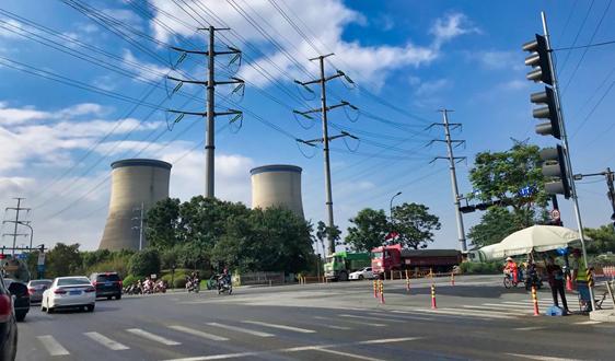 河南中环信3.3万吨/年危废焚烧项目建成投运