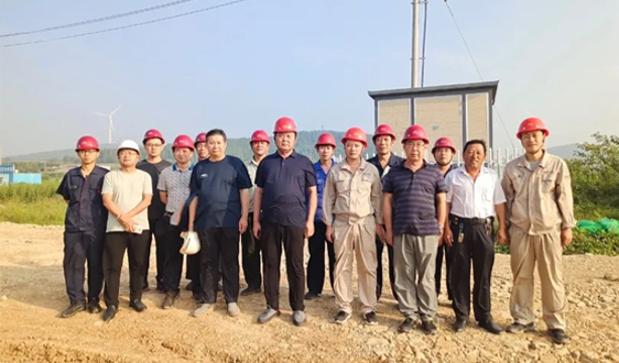 """清新环境首个""""余热发电+环保""""一体化项目如期开工"""