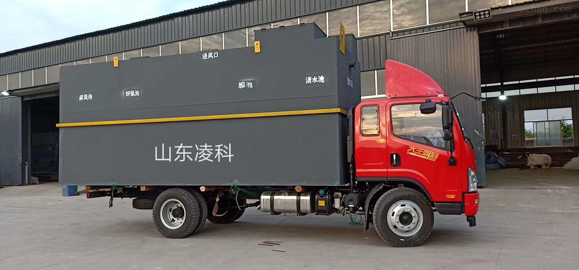 东莞食品厂一体化预制泵站安装步骤