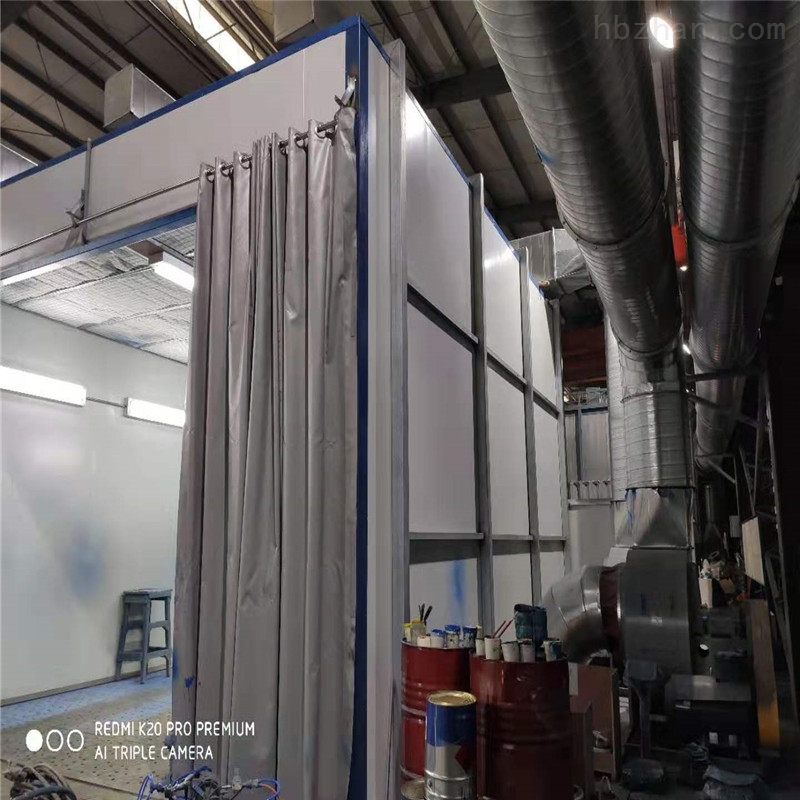 安徽喷漆房废气处理专业定制