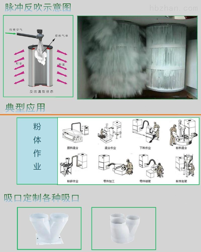 浙江厂家除尘器5.5KW