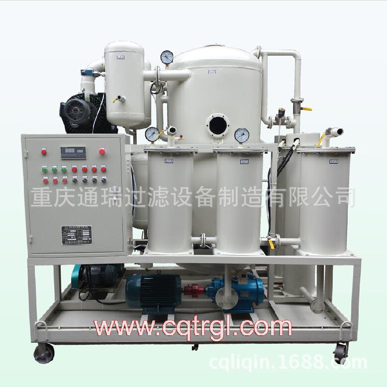 ZJA-100变压器油双级真空滤油机