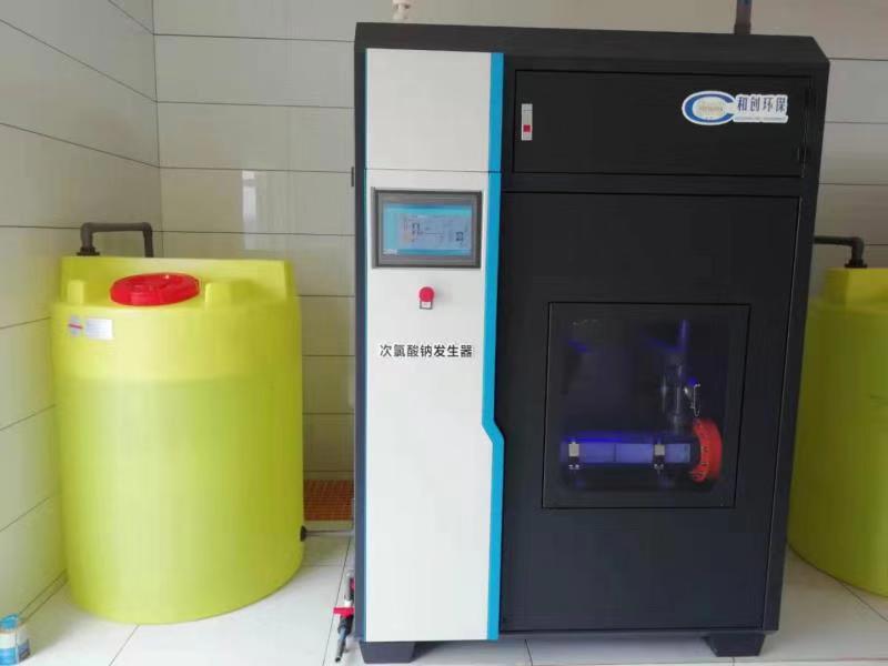 湖南水厂消毒设备