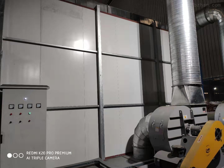 淮北地吸式烤漆房设备专业定制