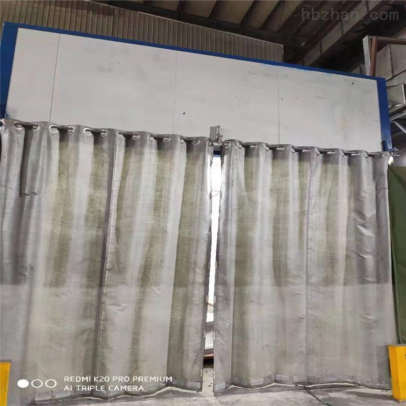 黄山地吸式喷漆房设备专业定制